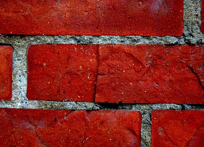 wall, bricks, macro - random desktop wallpaper