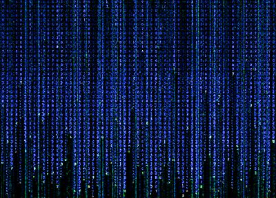 fake, The Matrix, code, fake color - desktop wallpaper