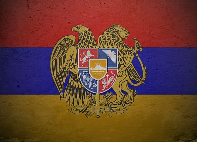 flags, Armenia - random desktop wallpaper