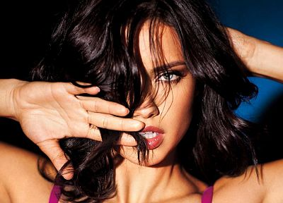 women, Adriana Lima, models - desktop wallpaper
