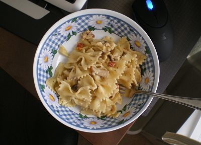 food, noodles, pasta, butterflies - random desktop wallpaper