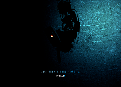 Portal, GLaDOS, Portal 2 - related desktop wallpaper
