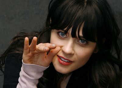 women, Zooey Deschanel - related desktop wallpaper