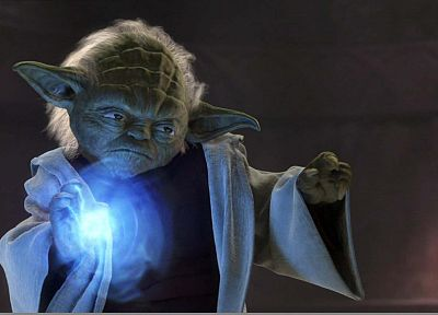 Star Wars, Yoda - desktop wallpaper