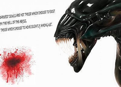 Alien - random desktop wallpaper