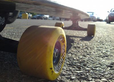 skateboards, longboard - random desktop wallpaper