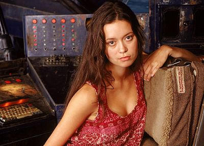 Serenity, Summer Glau, models, Firefly, celebrity, River Tam - related desktop wallpaper