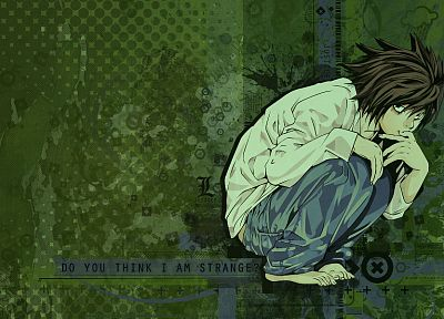 Death Note - random desktop wallpaper