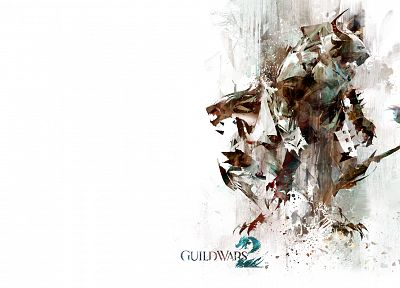 video games, Guild Wars, fantasy art, artwork - random desktop wallpaper