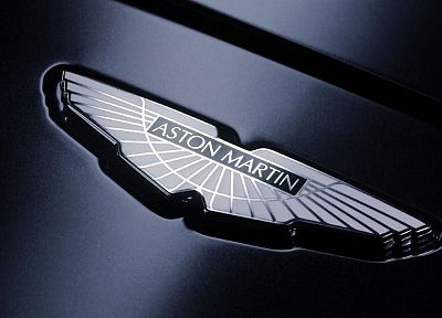 cars, Aston Martin, emblems, logos - random desktop wallpaper