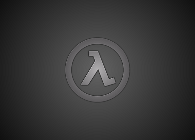 video games, Valve Corporation, signs, Half-Life, lambda, Black Mesa, emblems - related desktop wallpaper