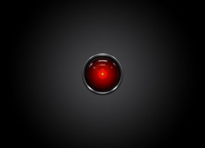 dark, movies, 2001: A Space Odyssey, HAL9000 - related desktop wallpaper