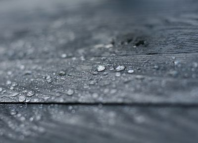 wood, condensation - random desktop wallpaper