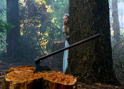 red, Amanda Seyfried, Red Riding Hood (movie) - random desktop wallpaper