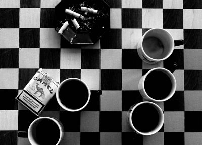 movies, Coffee and Cigarettes - random desktop wallpaper