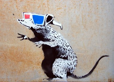 Banksy, street art - related desktop wallpaper