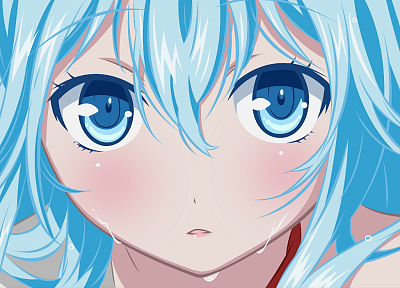 transparent, Denpa Onna to Seishun Otoko, Touwa Erio, anime girls, anime vectors - random desktop wallpaper