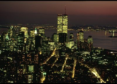 cityscapes, buildings, New York City - desktop wallpaper