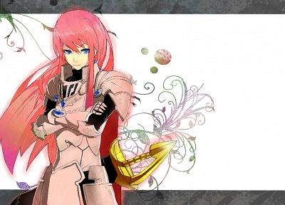 Vocaloid, Megurine Luka - desktop wallpaper