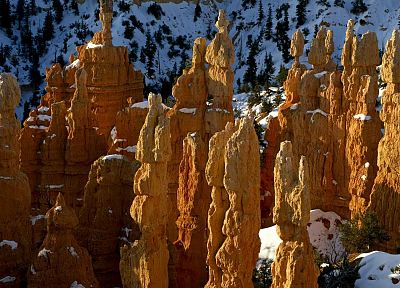 Bryce Canyon, Utah, National Park - related desktop wallpaper