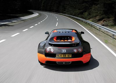 cars, sports, Bugatti Veyron, Bugatti - random desktop wallpaper