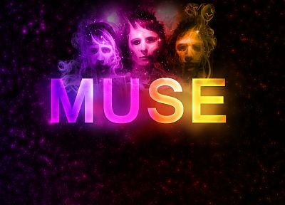 Muse - random desktop wallpaper