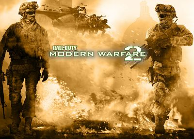 Call of Duty, Call of Duty: Modern Warfare 2 - random desktop wallpaper