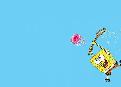 Spongebob - desktop wallpaper