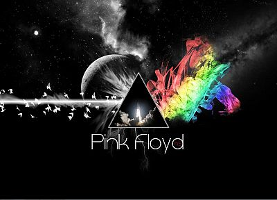 Pink Floyd, The Dark Side Of The Moon - random desktop wallpaper