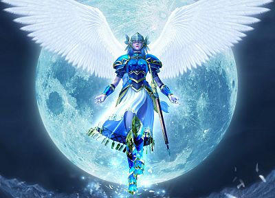 Valkyrie Profile: Lenneth, Lenneth - random desktop wallpaper