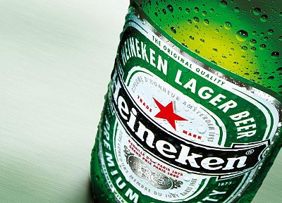 beers, bottles, Heineken - random desktop wallpaper