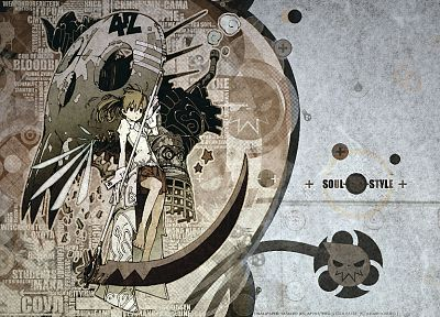 Soul Eater - related desktop wallpaper