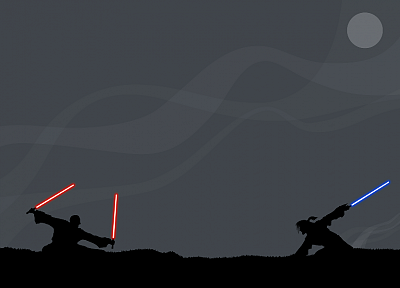 Star Wars, lightsabers, Jedi - random desktop wallpaper