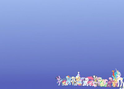 My Little Pony - related desktop wallpaper