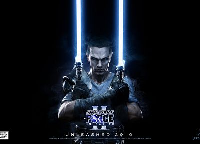 Star Wars, Starkiller, The Force Unleashed - random desktop wallpaper