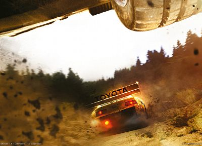 video games, Codemasters, Dirt video game, Colin Mcrae Rally - related desktop wallpaper