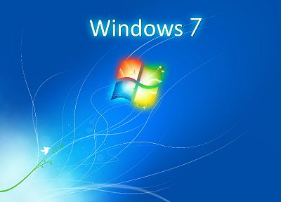 Windows 7, logos - related desktop wallpaper
