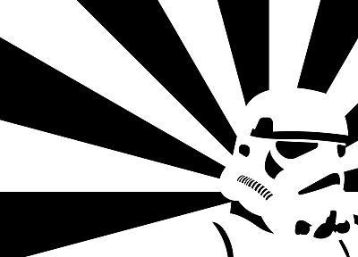 Star Wars, stormtroopers - random desktop wallpaper