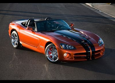 Dodge Viper - random desktop wallpaper