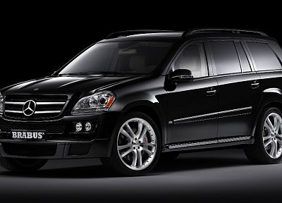 Brabus, SUV, Mercedes-Benz - random desktop wallpaper