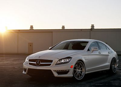 cars, sunlight, Mercedes-Benz - random desktop wallpaper