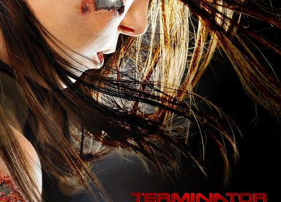 Summer Glau, Terminator The Sarah Connor Chronicles, Cameron Phillips, TV posters - desktop wallpaper