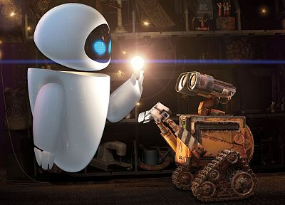 Wall-E, animation - desktop wallpaper