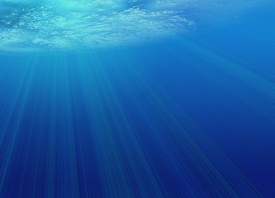 ocean, underwater - desktop wallpaper