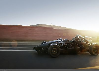 cars, Darth Vader, funny, vehicles, Ariel Atom - desktop wallpaper