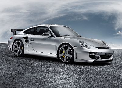 cars, turbo, Rinspeed, Porsche 997 - random desktop wallpaper