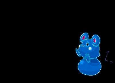Pokemon, simple background, black background - related desktop wallpaper