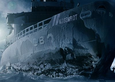 ships, arctic, Rammstein, vehicles - related desktop wallpaper