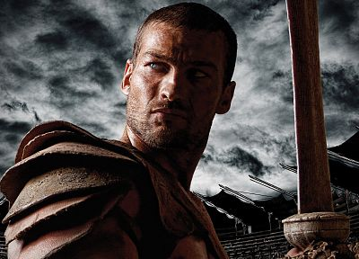Spartacus, Spartacus: Blood and Sand, Andy Whitfield - random desktop wallpaper