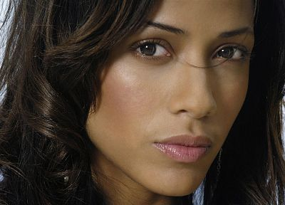 brunettes, women, close-up, actress, Dania Ramirez, Dominican - random desktop wallpaper